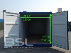 Container Technical Specifications Bsl Containers