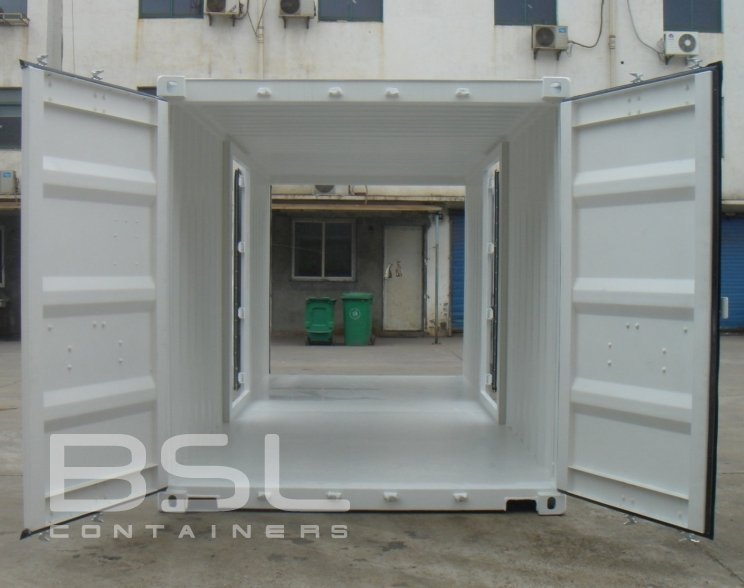 20 Double Doors Containers For Sale Doors Both Ends