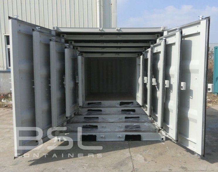 20 High Cube 10 9 8 7 6 5 Container Sets