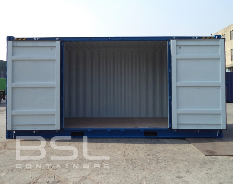 20 39 high cube open side shipping containers for sale. Black Bedroom Furniture Sets. Home Design Ideas