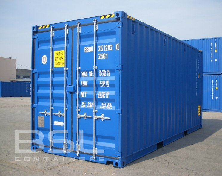 Interior Dimensions Of A 20 Foot Shipping Container