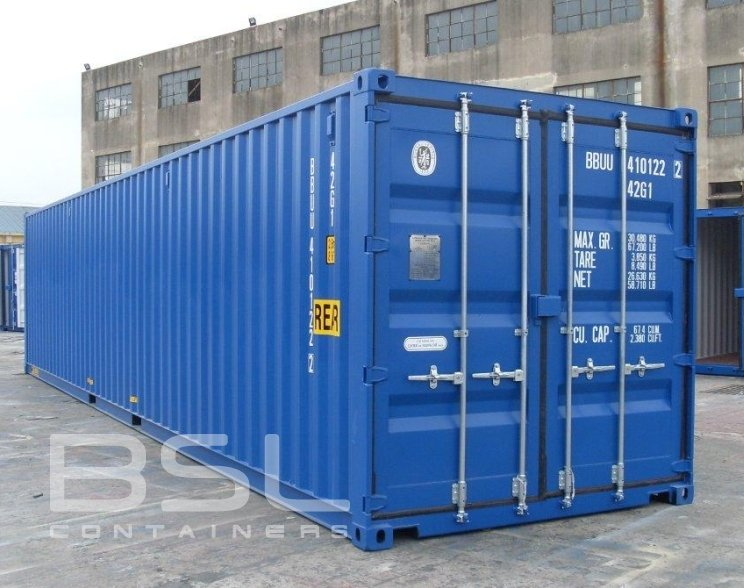 40 Double Door Shipping Containers For Sale Doors On