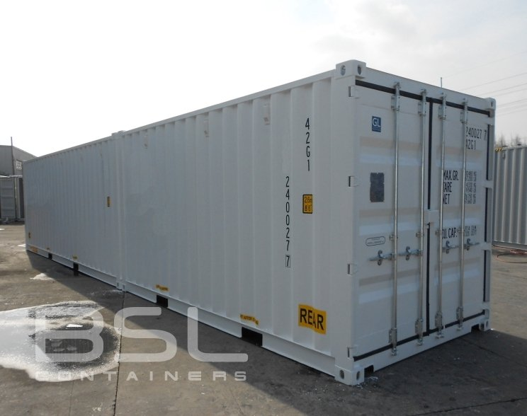 40 DuoCon Container For Sale 24ft 16ft