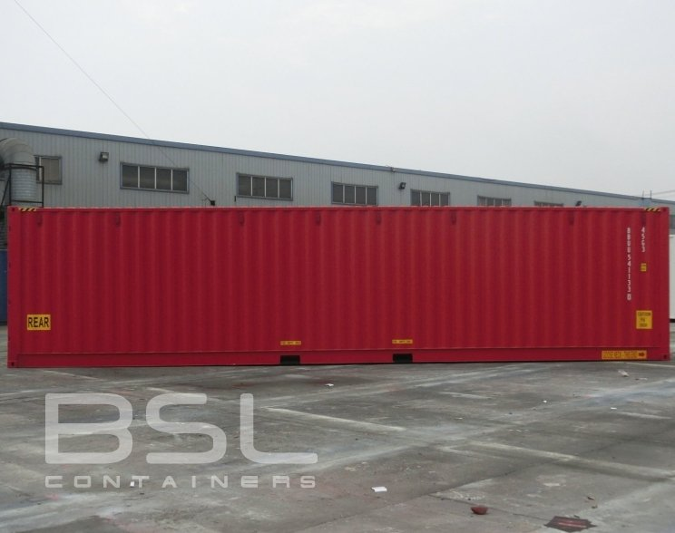 40 39 High Cube Open Side Containers For Sale Full Side Access