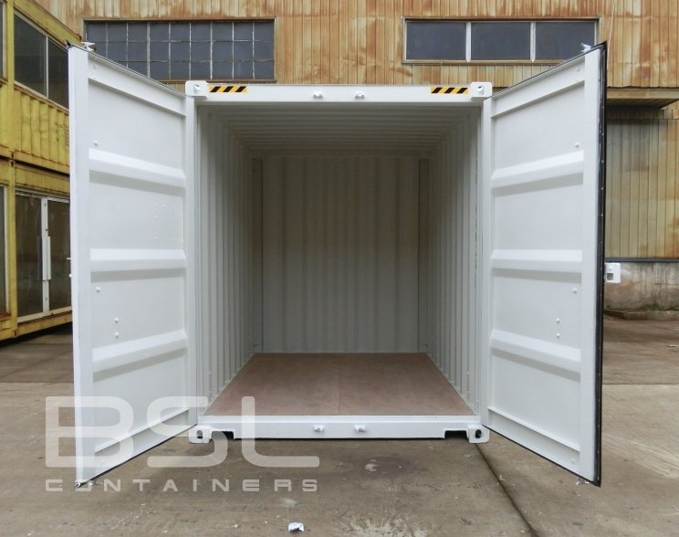 10' High Cube + 9' + 8' + 7' + 6' + 5' Container Sets For