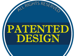 INNOVATIVE PATENTED DESIGN – BSL Patented XTAINER