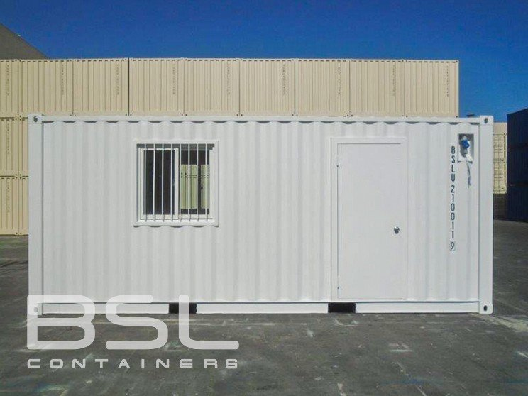 20 Foot Office Containers For Sale Bsl Containers