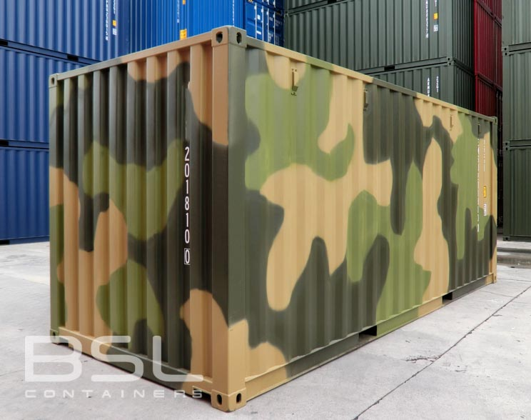 20 Foot Shipping Containers For Sale General Purpose