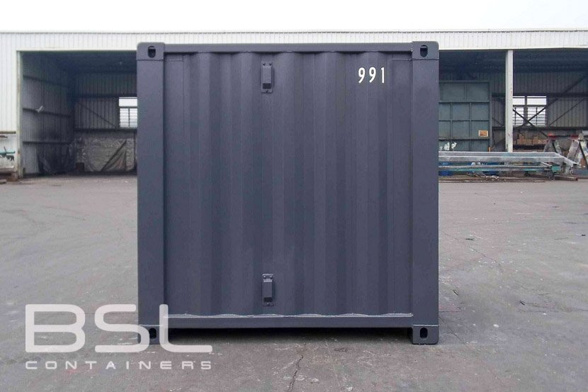 4' Container with Sliding Door - BSL Containers