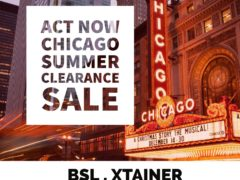 Chicago on sale! Don't miss it