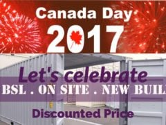 Canada day 2017 sale