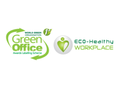 BSL Containers Ltd has received Green Office and Eco-Healthy Award from World Green Organization (HK)