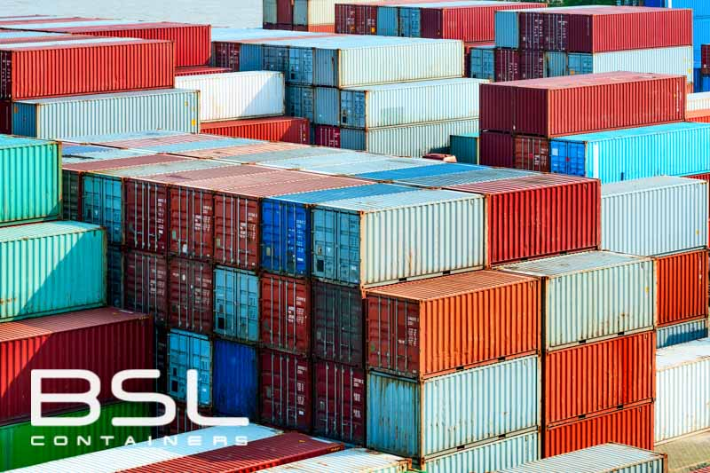 Cargo Worthy to IICL Used Containers