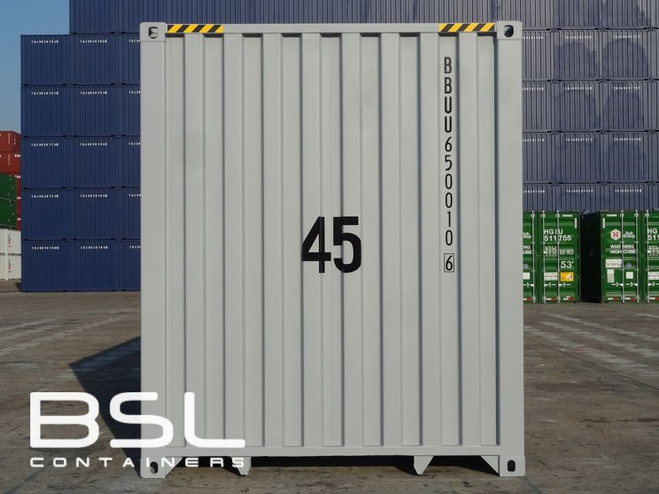 45' High Cube Shipping Containers