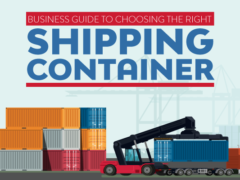 Business Guide to Choosing the Right Shipping Container