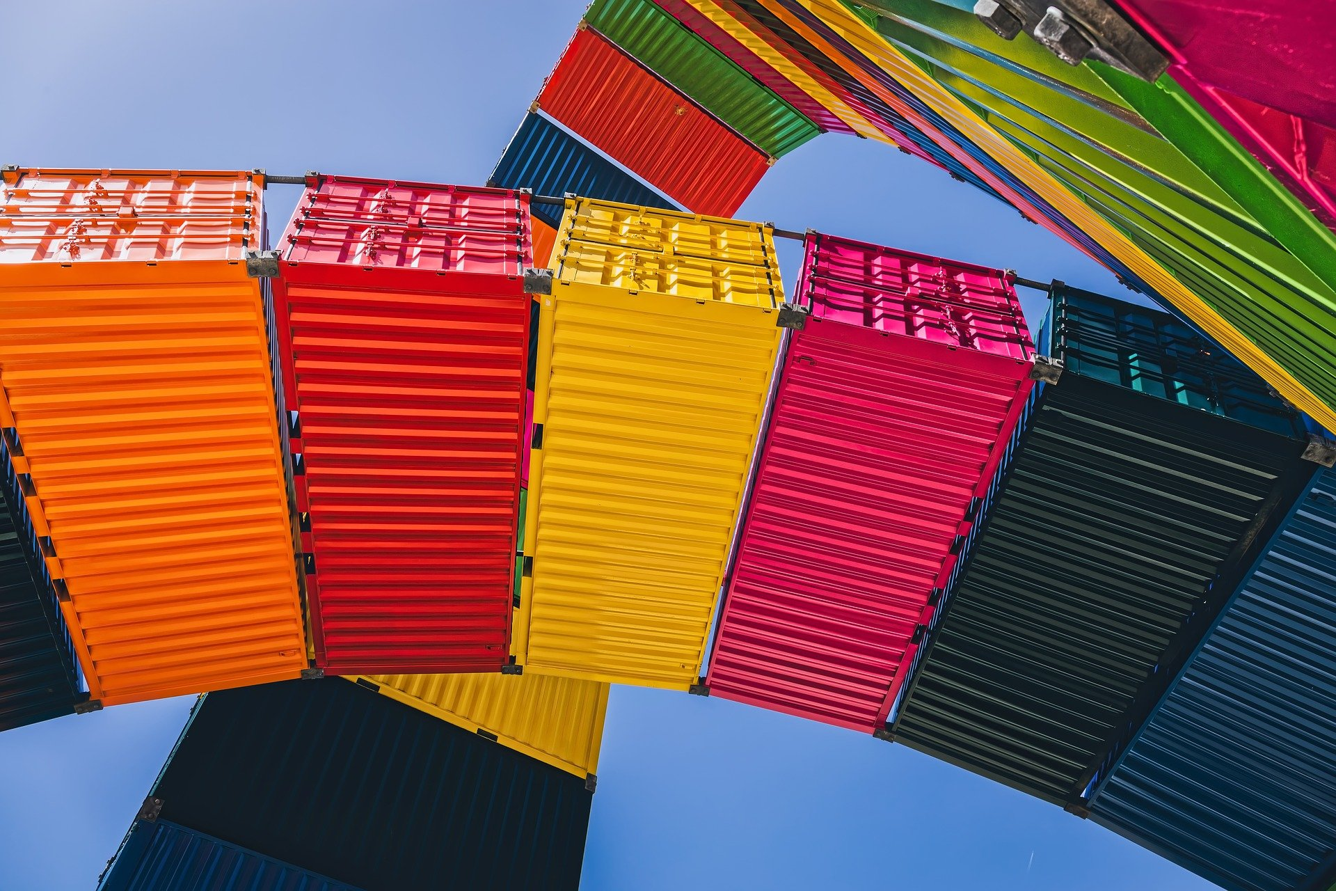 Creative Uses of Shipping Containers